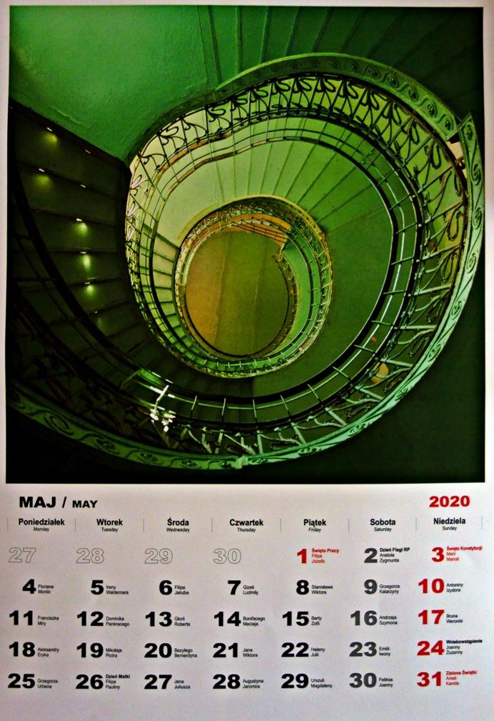 Maj 2020