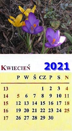 kwiecień 2021