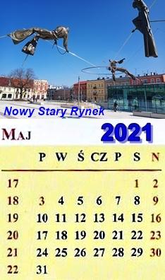 maj 2021