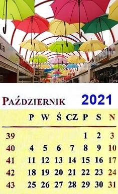październik 2021