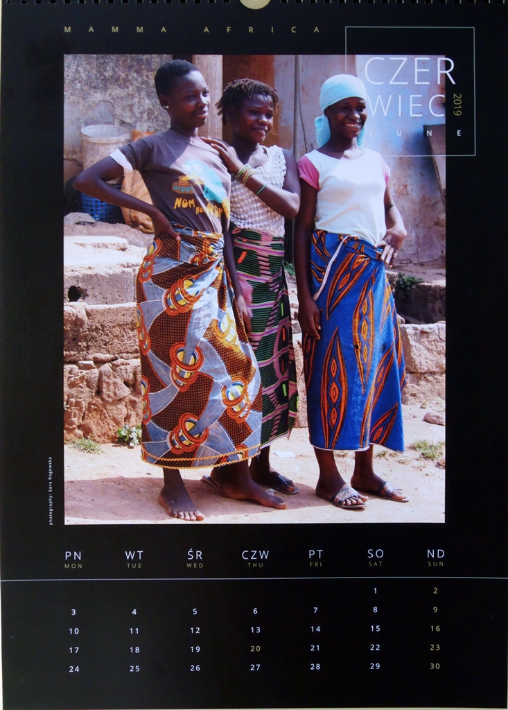 Czerwiec Mamma Africa 2019